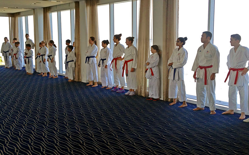 Karate Team Conditioning Programs