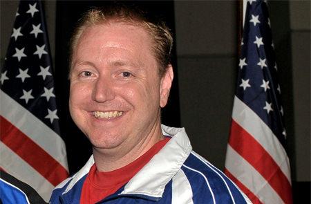 B. Burns, Coach, USA Karate Director of Operations