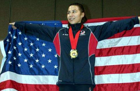 M. Lisot, Athlete, USA Karate National Team