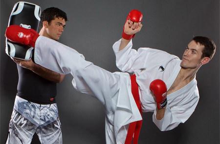 T. Scott, Athlete, USA Karate National Team