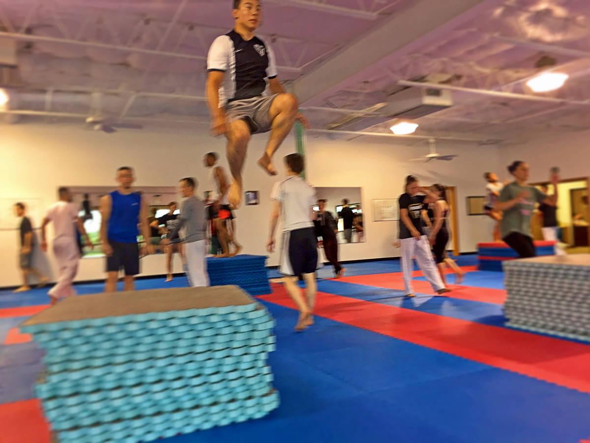 Sport Karate Conditioning