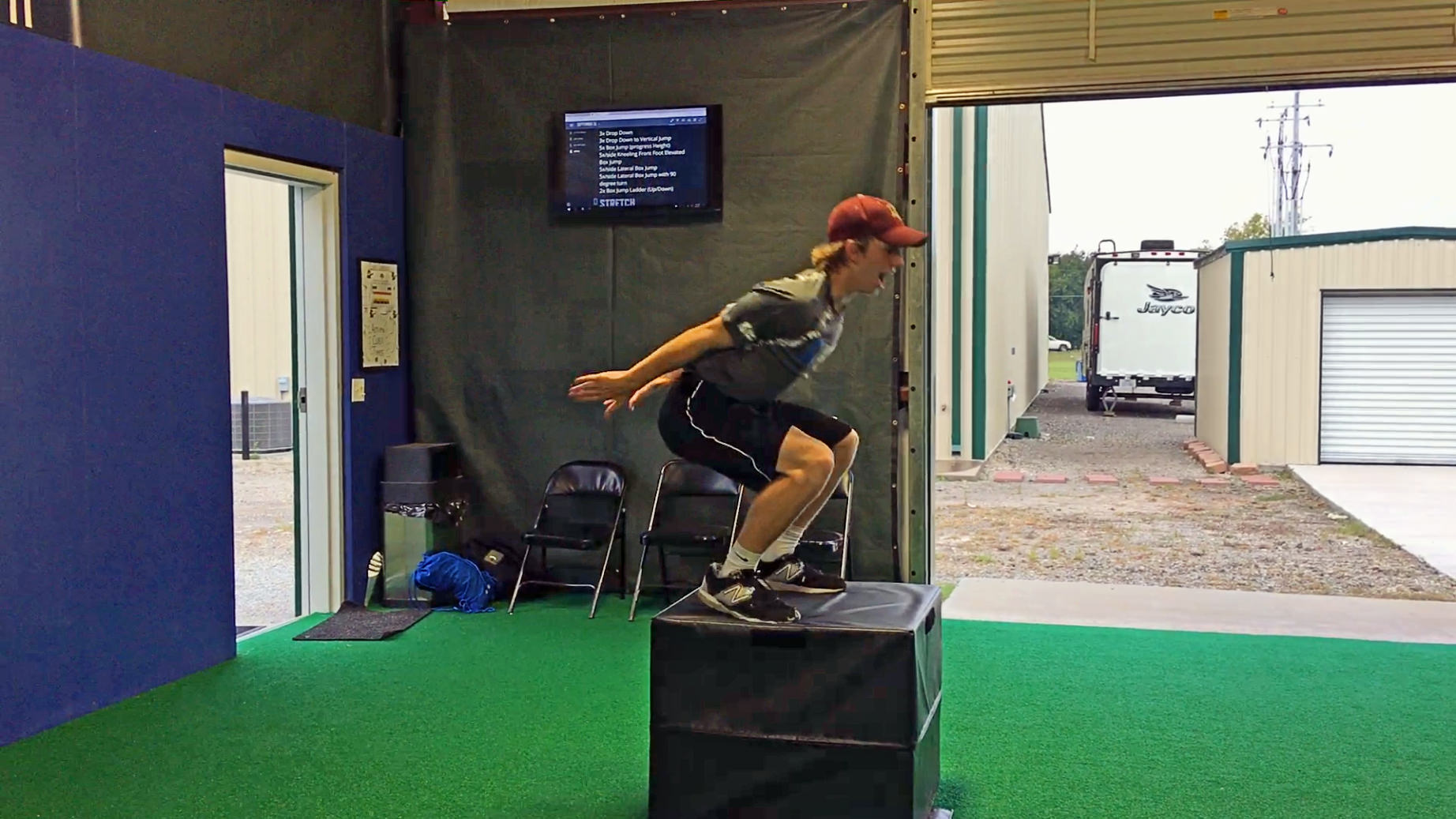 Jump Training at Champion Sports Performance